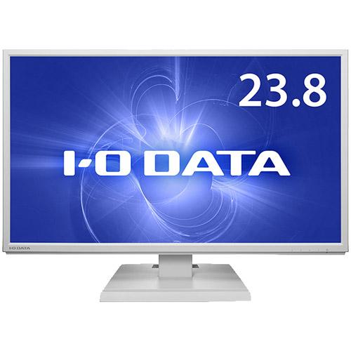 アイオーデータ LCD-AH241ED LCD-AH241EDW [「5年保証」23.8型ワイド液晶ディスプレイ ホワイト]