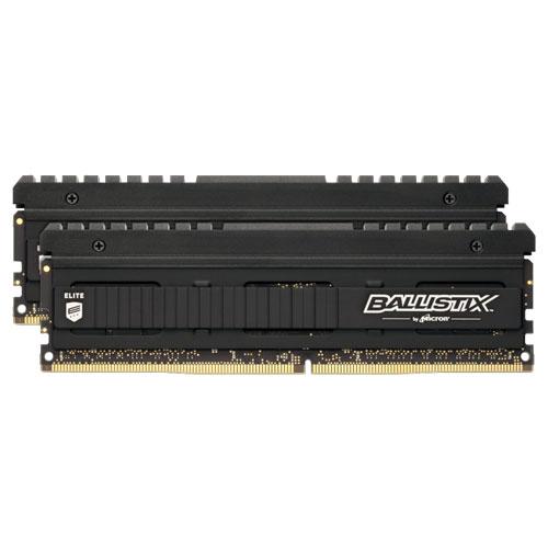 クルーシャル BLE2K8G4D40BEEAK [Ballistix Elite 16GB Kit (8GBx2) DDR4 4000 (PC4-32000) CL18 SR x8 UDIMM 288pin]