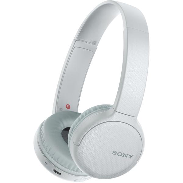 ソニー(SONY) WH-CH510/W [ワイヤレスステレオヘッドセット ホワイト]