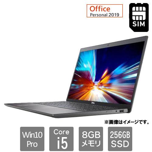 Dell NBLA074-003P1 [Latitude 3301(Core i5 8GB SSD256GB Win10Pro64 13.3FHD Personal2019 Black)]