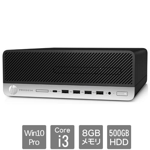 HP 8EN83PA#ABJ [600G5 SF (Core i3-9100 8GB HDD500GB Win10Pro64 VGA)]