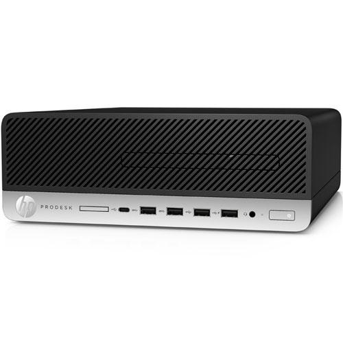 HP 8FK49PA#ABJ [600G5SF i5-9500 4G 500G W10P OfficeHB2019 VGA]
