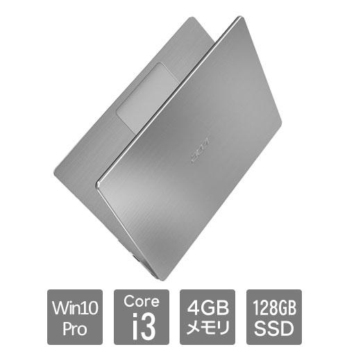 エイサー Swift 3 [SF313-51P-A34Q (Core i3-8130U 4GB SSD128GB Win10Pro64 13.3FHD OFなし)]
