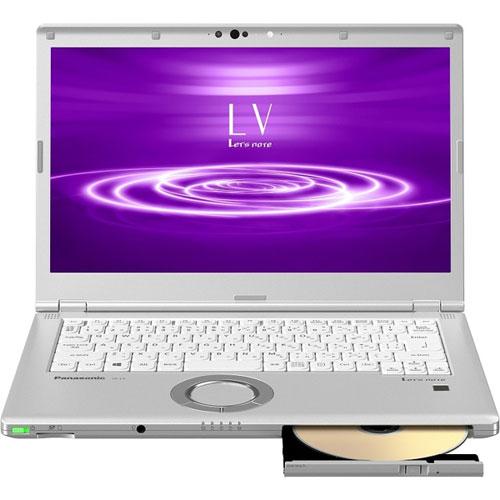 パナソニック Let's note LV7 CF-LV7HM4VS [LV7 (i5 8 256 SMD W10 14.0 電S OF)]