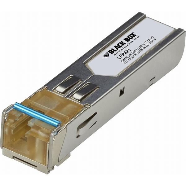 ブラックボックス・ネットワークサービス LFP421 [SFPモジュール 1250Mb SM 1310TX 1550RX LC]
