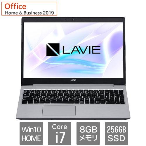PC-SN186ZFDF-D [LAVIE Smart NS(i7 8GB SSD256GB DSM 15.6FHD W10H64 H&B2019 SV)]