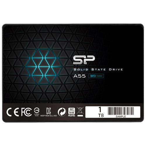 SSD A55 SPJ001TBSS3A55B [【SSD】SATA3 2.5インチ 7mm 1TB]