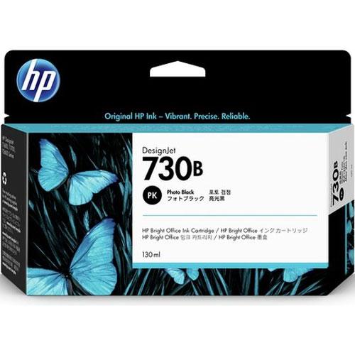 HP 3ED43A [HP730B インクカートリッジ フォトBK 130ml]