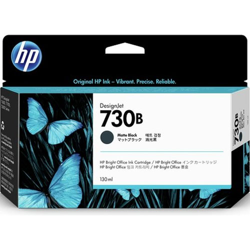 HP 3ED45A [HP730B インクカートリッジ マットBK 130ml]