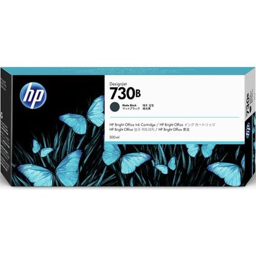 HP 3ED51A [HP730B インクカートリッジ マットBK 300ml]