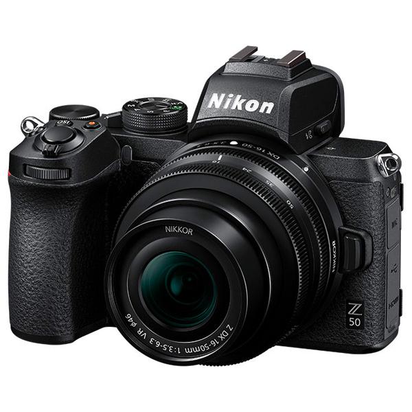 ニコン Z50LK16-50 [ミラーレスカメラ Z 50 16-50 VR レンズキット]