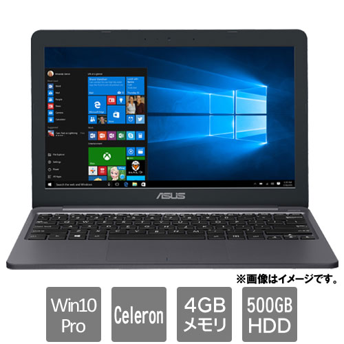 ASUS E203MAH-FD005R [ASUS Laptop  13(Celeron 4GB 500GB 11.6 W10P)]