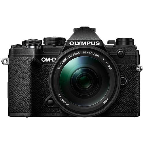 オリンパス OM-D E-M5 MarkIII・14-150mm IIレンズキット BLK