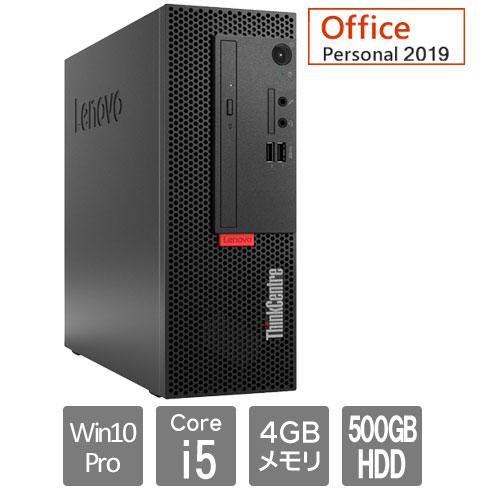 レノボ・ジャパン 11BD000HJP [ThinkCentre M720e Sm (i5 4GB 500GB SM W10P Per2019)]
