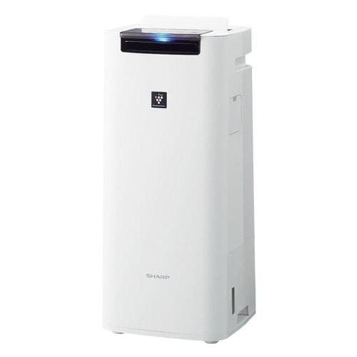 シャープ KI-LS40-W [プラズマクラスター加湿空気清浄機 ホワイト系]