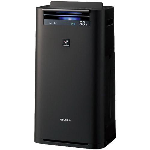 KI-LS50-H [プラズマクラスター加湿空気清浄機 グレー系]
