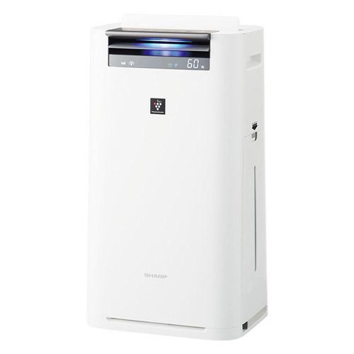シャープ KI-LS50-W [プラズマクラスター加湿空気清浄機 ホワイト系]
