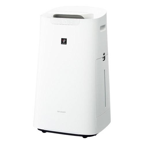 シャープ KI-LS70-W [プラズマクラスター加湿空気清浄機 ホワイト系]