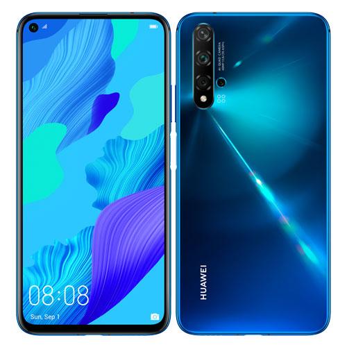 ファーウェイ(Huawei) ★台数限定★Nova5T/CrushBlue(Yale-L61D) [Nova 5T/Crush Blue/51094RXX]