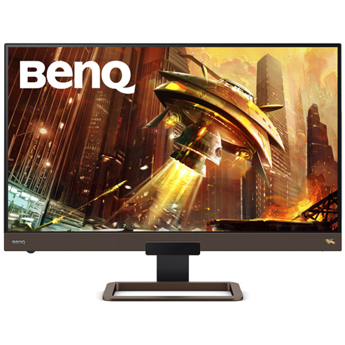 BenQ LCD EX2780Q [IPSパネル高画質ゲーミングモニター (27インチ/WQHD)]