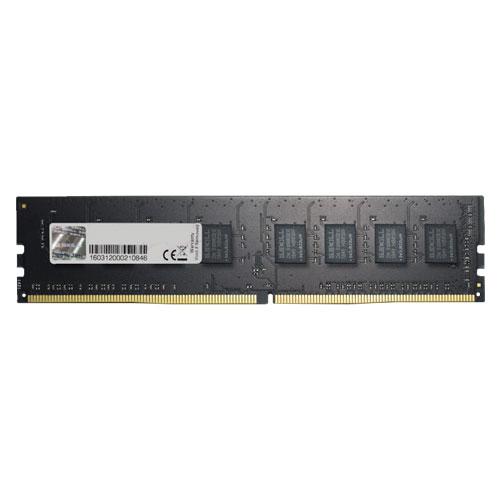 G.SKILL F4-2133C15S-8GNT [Value 8GB (8GBx1) DDR4 2133Mhz (PC4-17000) CL15-15-15-35 1.20V]