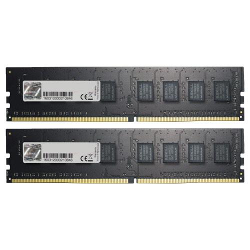 G.SKILL F4-2133C15D-8GNT [Value 8GB (4GBx2) DDR4 2133Mhz (PC4-17000) CL15-15-15-35 1.20V]