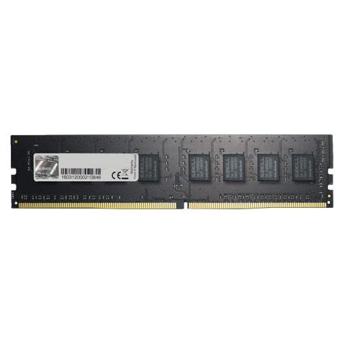 G.SKILL F4-2133C15S-4GNT [Value 4GB (4GBx1) DDR4 2133Mhz (PC4-17000) CL15-15-15-35 1.20V]