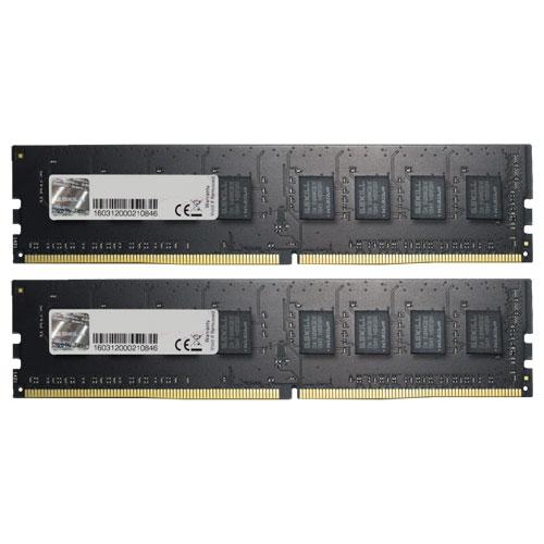 G.SKILL F4-2133C15D-16GNT [Value 16GB (8GBx2) DDR4 2133Mhz (PC4-17000) CL15-15-15-35 1.20V]