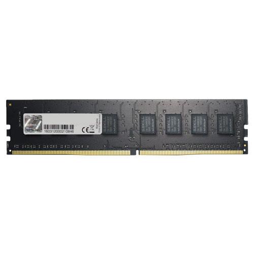 G.SKILL F4-2400C15S-8GNT [Value 8GB (8GBx1) DDR4 2400Mhz (PC4-19200) CL15-15-15-35 1.20V]