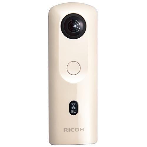 全天球カメラ RICOH THETA SC2 ベージュ