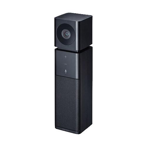 サンワサプライ CMS-V47BK [カメラ内蔵USBスピーカーフォン(ブラック)]