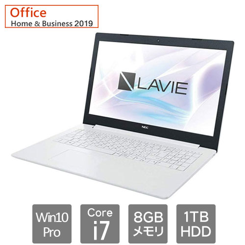 NEC PC-GN186JFNDAGFD1YDA [LAVIE Direct NS (Ci7 8 1T OFHB19)]