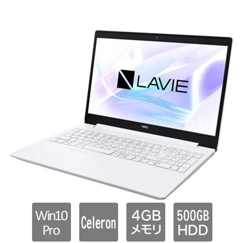 NEC PC-GN18CJTLDCHFD2YDA [LAVIE Direct NS (Celeron 4GB HDD500GB SM Win10Pro64 15.6)]