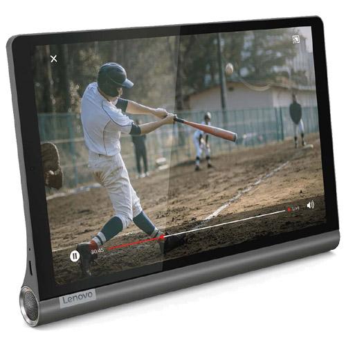 レノボ・ジャパン Lenovo YOGA Tablet ZA530049JP [Lenovo Yoga Smart Tab (10.1 3GB 32GB SIM And9 アイアングレー)]