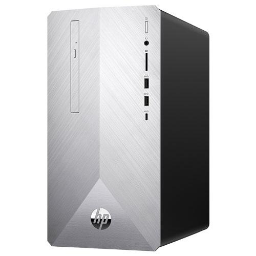 HP HP Pavilion 595-p(i5-9400/8GB/SSD256GB+HDD 2TB/RX550/H&B2019)ブラッシュドシルバー 6DW08AA-AAMB