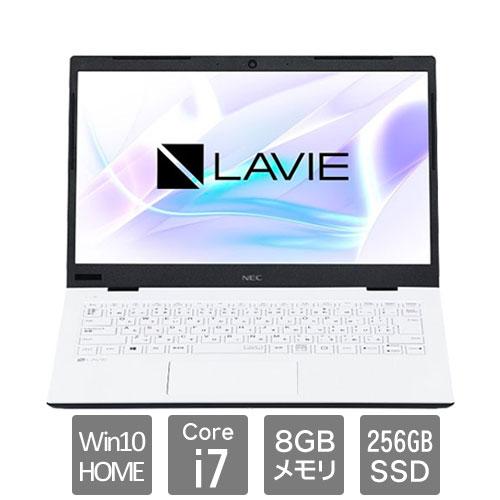 NEC PC-SN186RADG-C [LAVIE Smart HM(Corei7-8565U/8GB/SSD256GB/14FHD/W10/WH)]