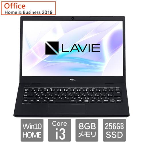PC-SN212SADG-D [LAVIE Smart HM(i3 8GB SSD256GB 14FHD W10 H&B2019 BK)]