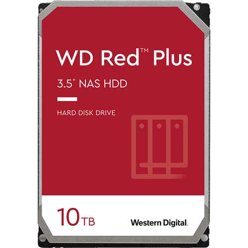 WD101EFAX [WD Red(10TB 3.5インチ SATA 6G 5400rpm 256MB)]
