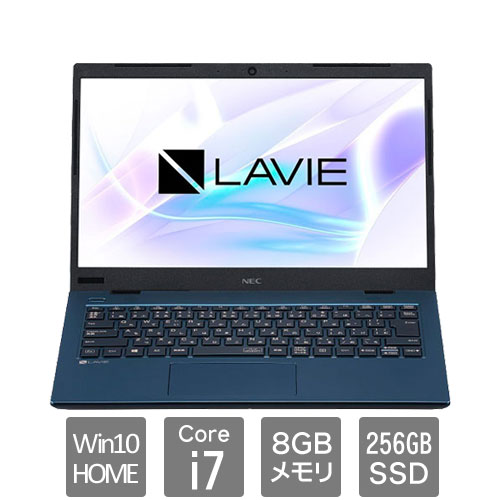 NEC ★台数限定★PC-SN186TADG-C [LAVIE Smart HM(Corei7-8565U/8GB/SSD256GB/14FHD/W10)]