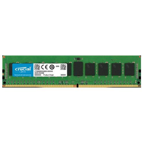 クルーシャル CT32G4RFD8293 [32GB DDR4 2933 MT/s (PC4-23400) CL21 DR x8 ECC Registered DIMM 288pin]