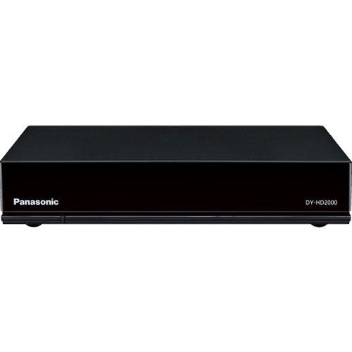 パナソニック DY-HD2000-K [USBハードディスク (ブラック)]
