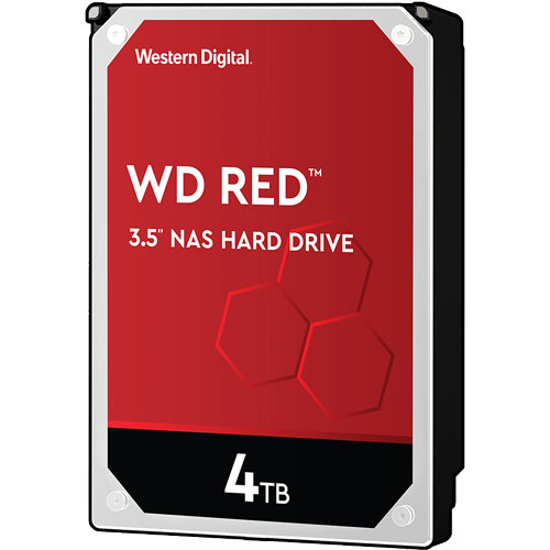 WD40EFAX [WD Red(4TB 3.5インチ SATA 6G 5400rpm 256MB)]