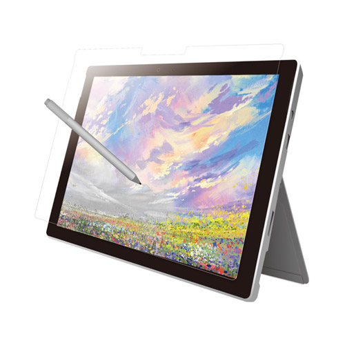 バッファロー(サプライ) BSSFP7FPLBC [Surface Pro 7/6/2017/4 紙感覚フィルム BLC]