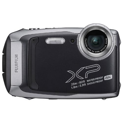 富士フイルム FX-XP140DS [デジタルカメラ FinePix XP140 ダークシルバー]