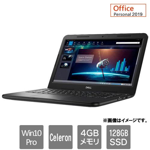 Dell NBLA084-101P93 [Latitude 3310 (Celeron 4GB SSD128GB Win10Pro64 13.3HD Personal2019 3Y)]