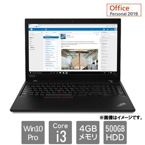 レノボ・ジャパン 20Q7S02C00 [ThinkPad L590 (Core i3 4GB HDD500GB Win10Pro64 15.6HD Personal2019)]