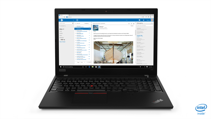 レノボ・ジャパン 20Q7S02800 [ThinkPad L590 (Cel 4 500 W10P 15.6)]