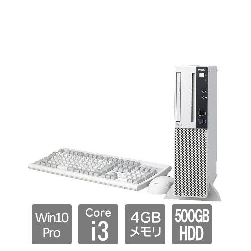 NEC Mate PC-MKL36LZGAAS5 [ML(Ci3 4GB 500 マルチ なし Win10P 1Y)]