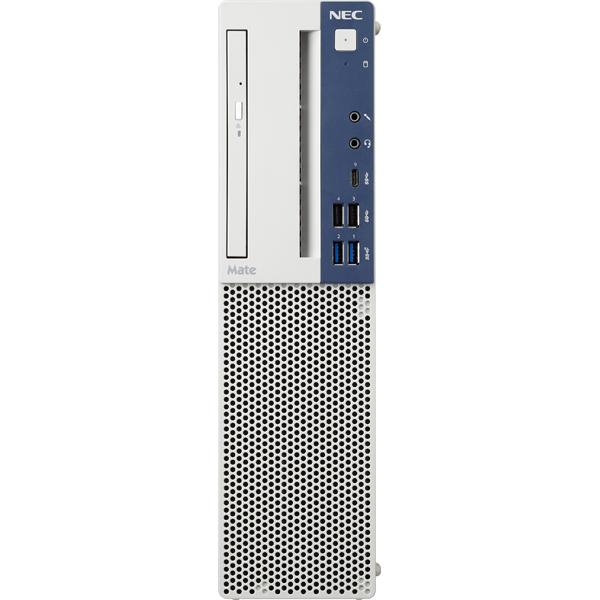NEC Mate PC-MKH30BZ6AKW6 [MB(Ci7 16GB 500+16 マルチ Per19 Win10 3Y)]
