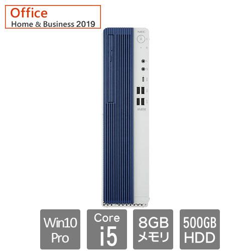 NEC Mate PC-MKM30EZ7ACR6 [ME(Ci5 8GB 500×2 マルチ H&B19 Win10P 3Y)]